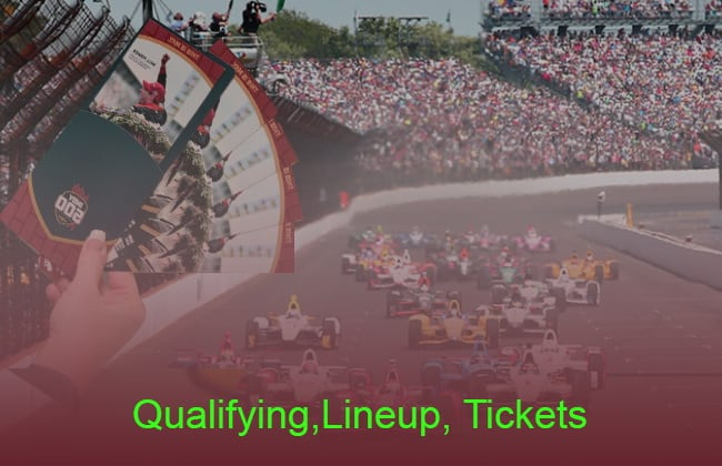 Qualifying, Lineup,Tickets Live Stream