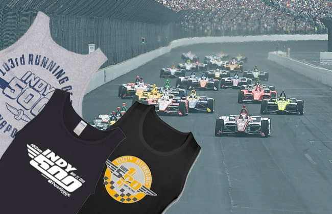 Indy 500 Tank Top: How to Wear at the Indy 500 Racetrack